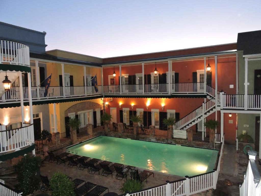 Hotel new orleans courtyard la for Hotels orleans