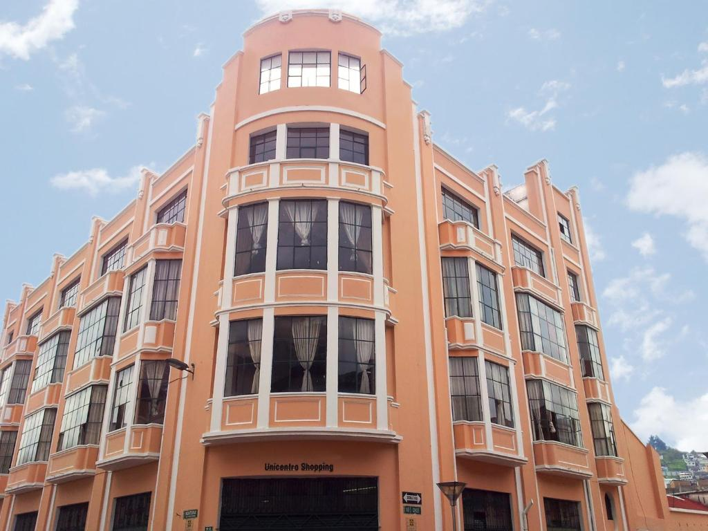 Hotel Centro Quito Ecuador