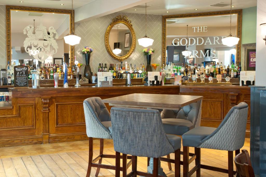 Goddard house swindon designer