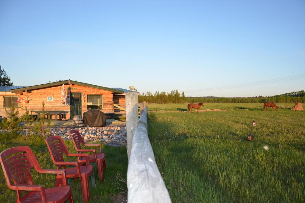 Woodhouse Cottages And Ranch, Prince George – Precios ...