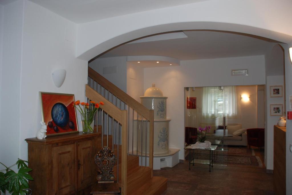 Hall o reception di Aparthotel Pichler