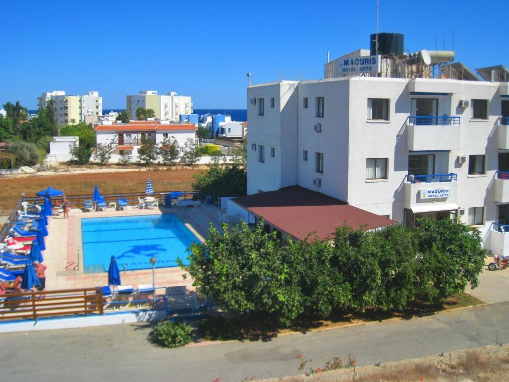 Maouris Hotel Apartments Protaras Cyprus  Bookingcom