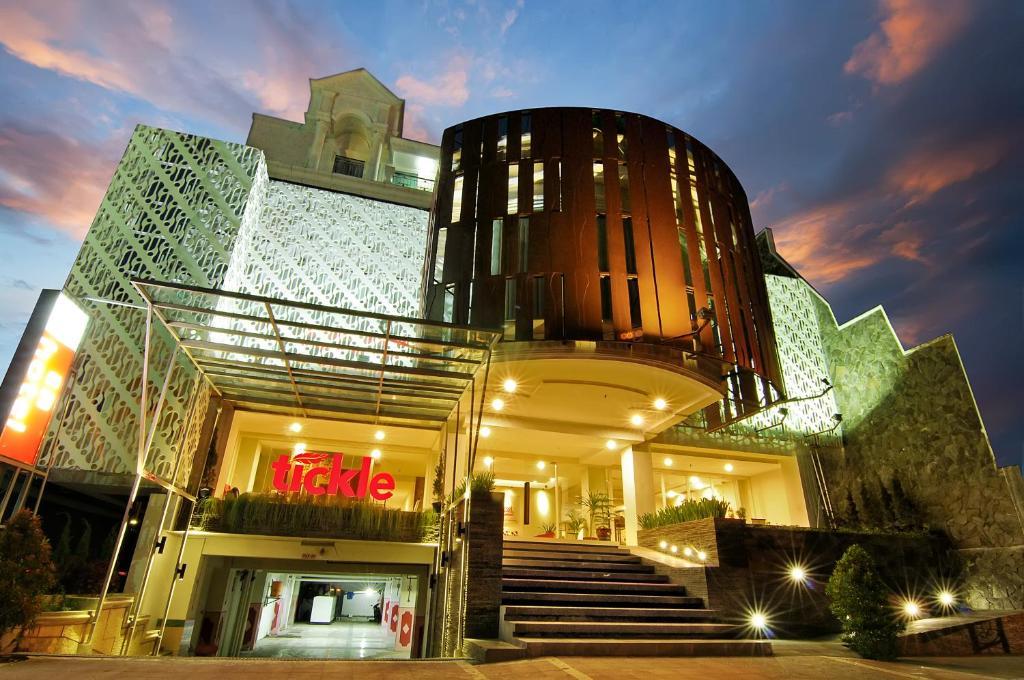 Tickle Hotel Yogyakarta Indonesia Booking Com