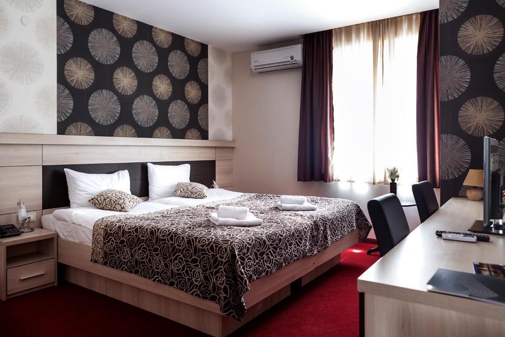 Garni Hotel City Code Vizura Serbien Belgrad Booking Com