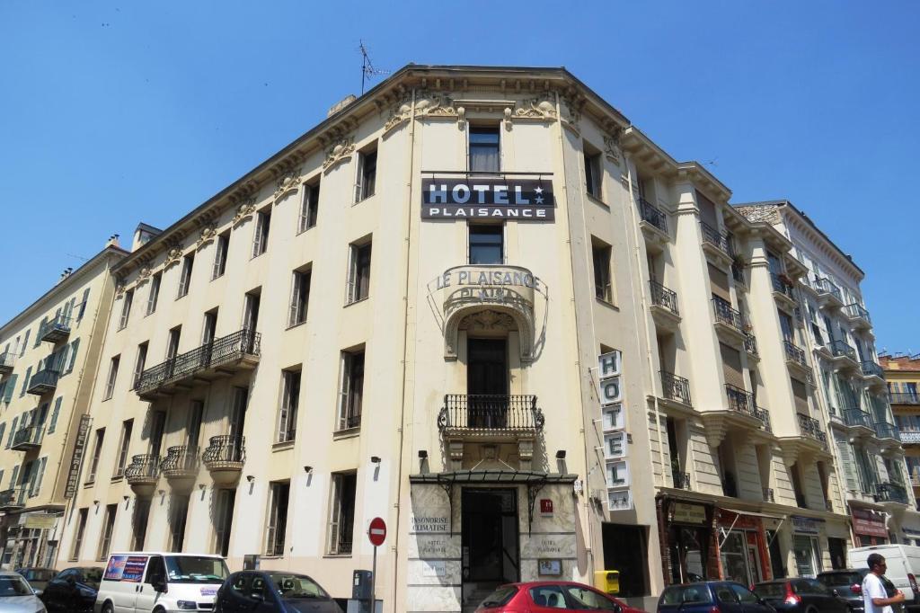 ホテル プレザンス(Hotel Plaisance)