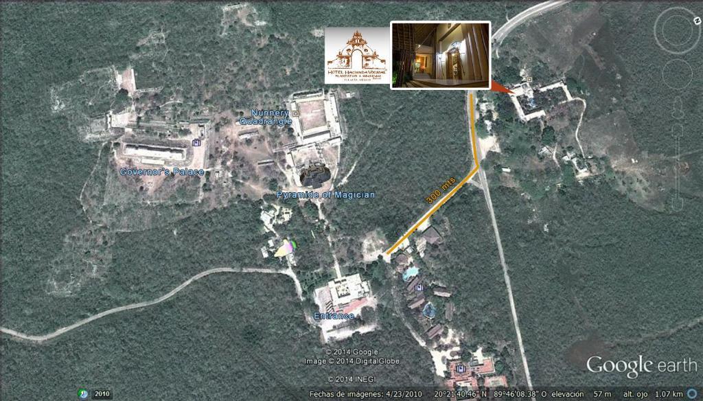 Hacienda Uxmal Plantation & Museum