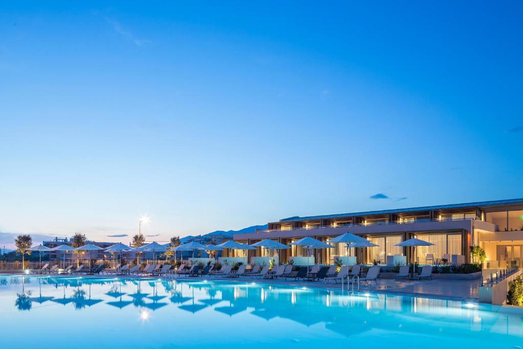 Populaire Hotel Horizon Blu, Kalamata, Greece - Booking.com VS29