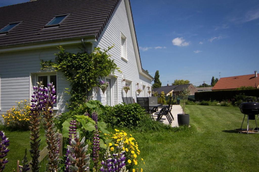 Chambres D Hotes L Abri Cotier Rue De La Baie Saint Valery Sur