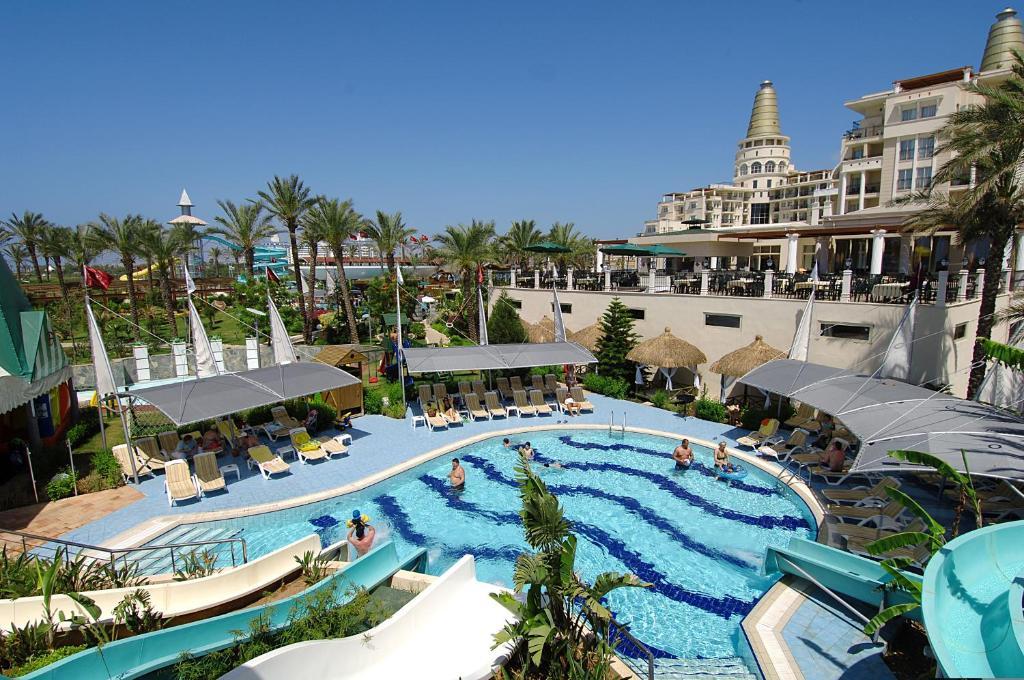 Роскошный курорт в Анталии! Отдых в Турции!