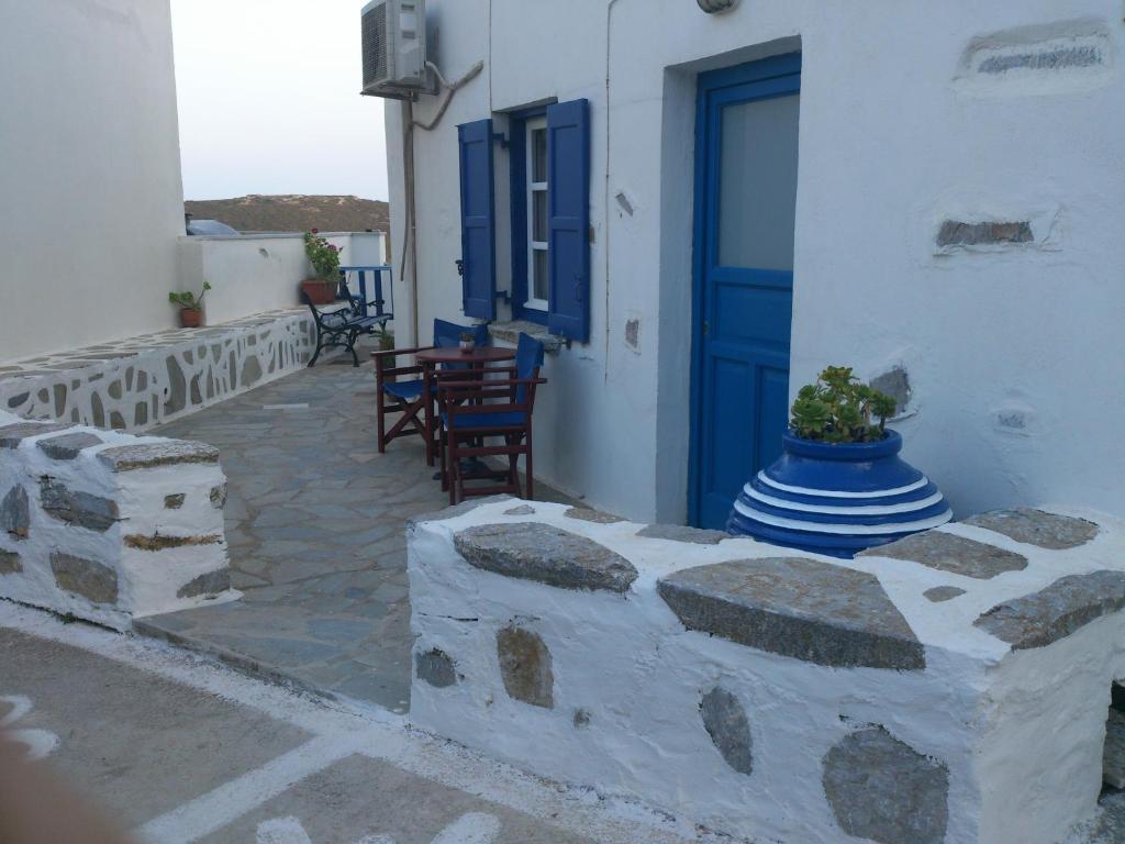 Дом в Аморгос недорого с фото