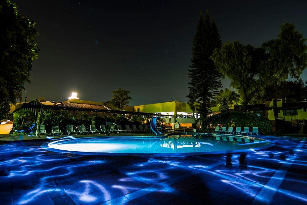 ホテルソレイユ ラ アンティガ(Hotel Soleil La Antigua)