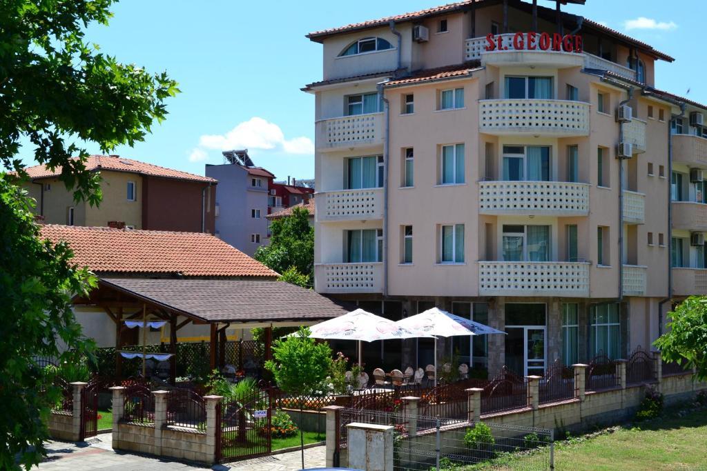 Хотел Свети Георги Семеен - Лозенец