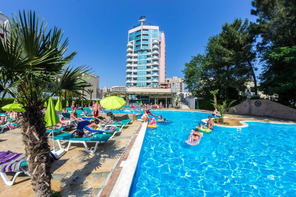 Grand Hotel Sunny Beach All Inclusive Reserve Now Gallery Image Of This Property
