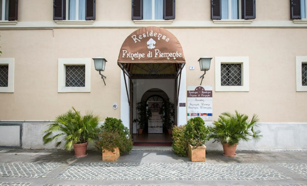 Nearby hotel : Residenza Principe Di Piemonte
