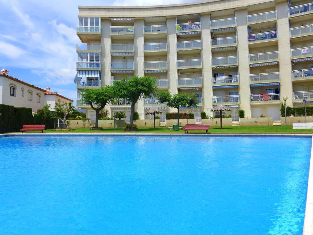 Appartement los pelicanos espagne miami platja for Reservation appart hotel espagne