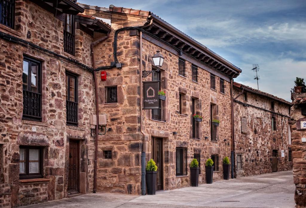 boutique hotels la rioja provinz  97
