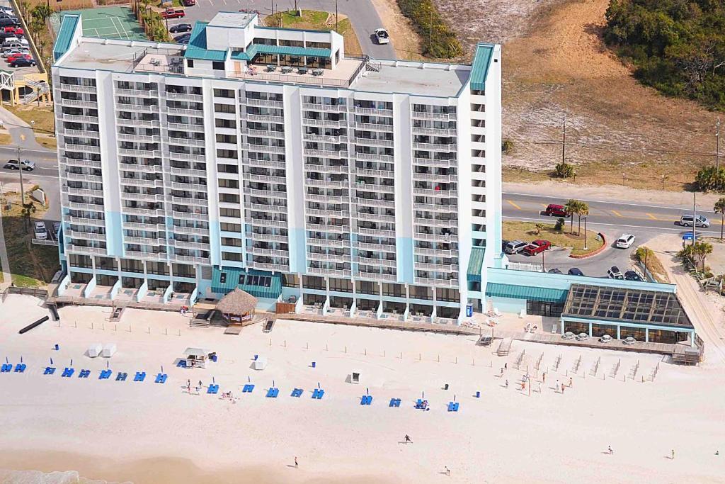 Panama City Beach Hotels >> Hotel Landmark Holiday Beach Panama City Beach Fl Booking Com