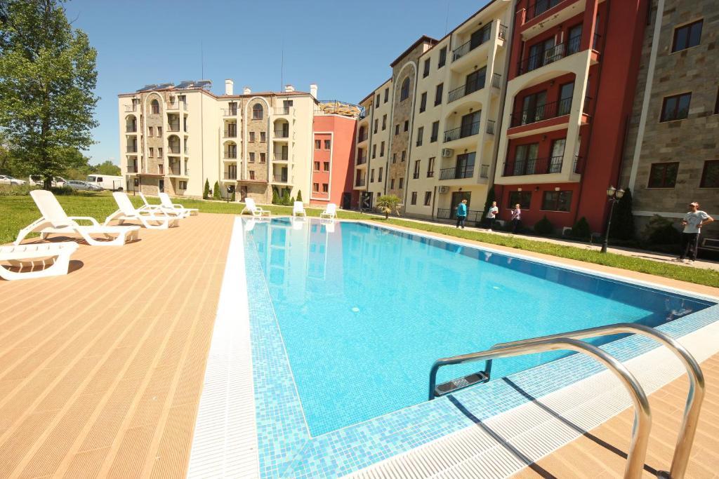 Апартамент Менада Рокамар Апартаменти - Царево