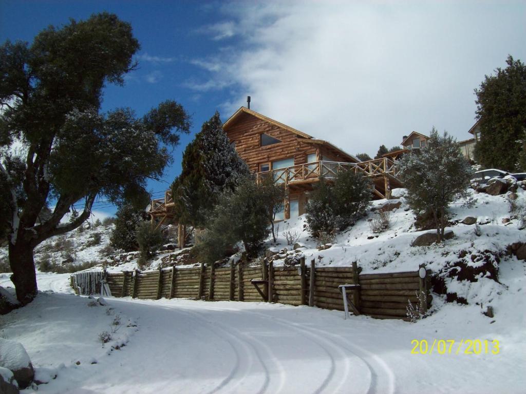 Iñhué during the winter