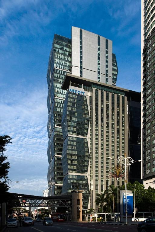 アスコット セントラル クアラ ルンプール(Ascott Sentral Kuala Lumpur)