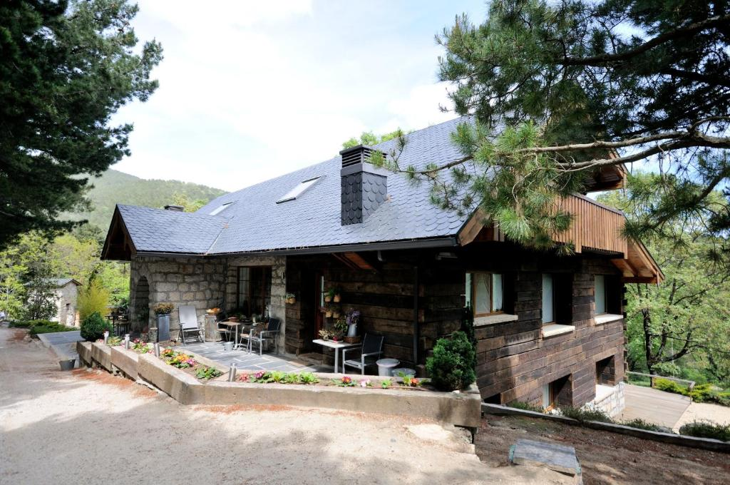 boutique hotels cercedilla  3