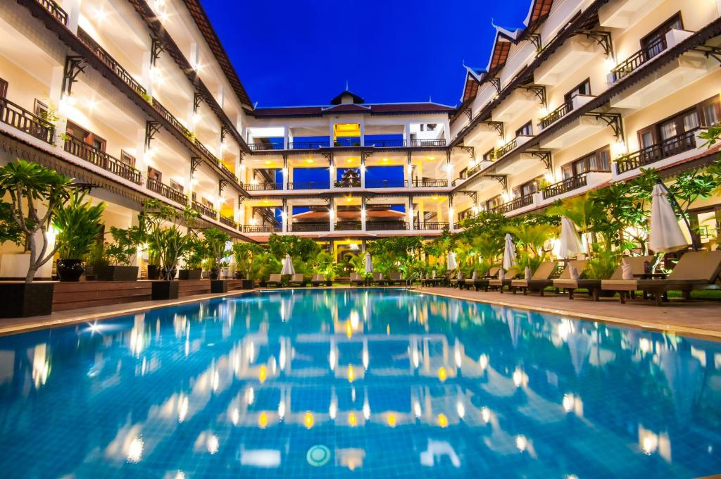 Saem Siemreap Hotel Reserve Now Gallery Image Of This Property