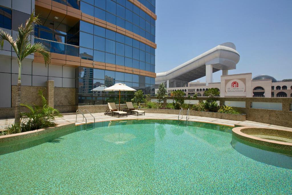DoubleTree by Hilton Hotel and Residences Dubai – Al Barsha, Dubai ...