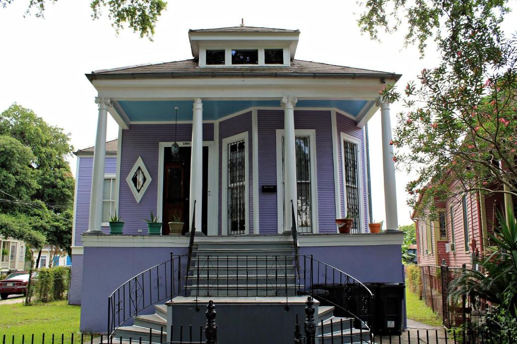 Vacation Home Historic Home In Great Area, New Orleans