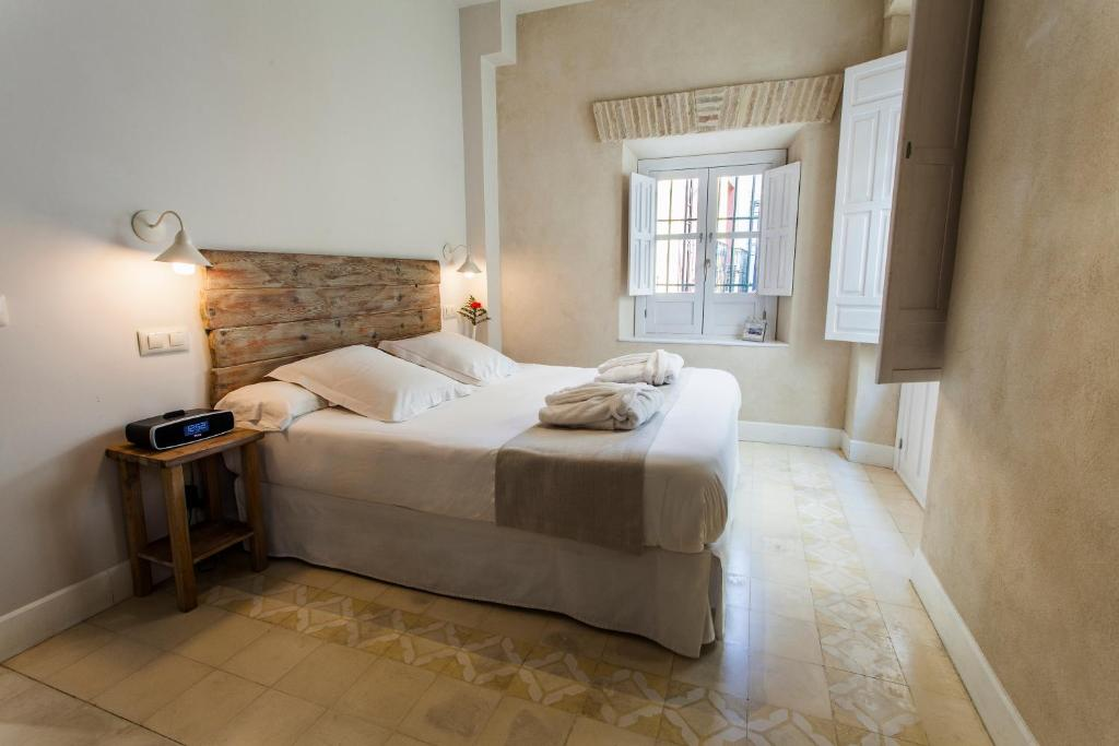 boutique hotels in sevilla  237