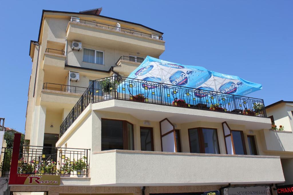 Хотел Радик - Созопол