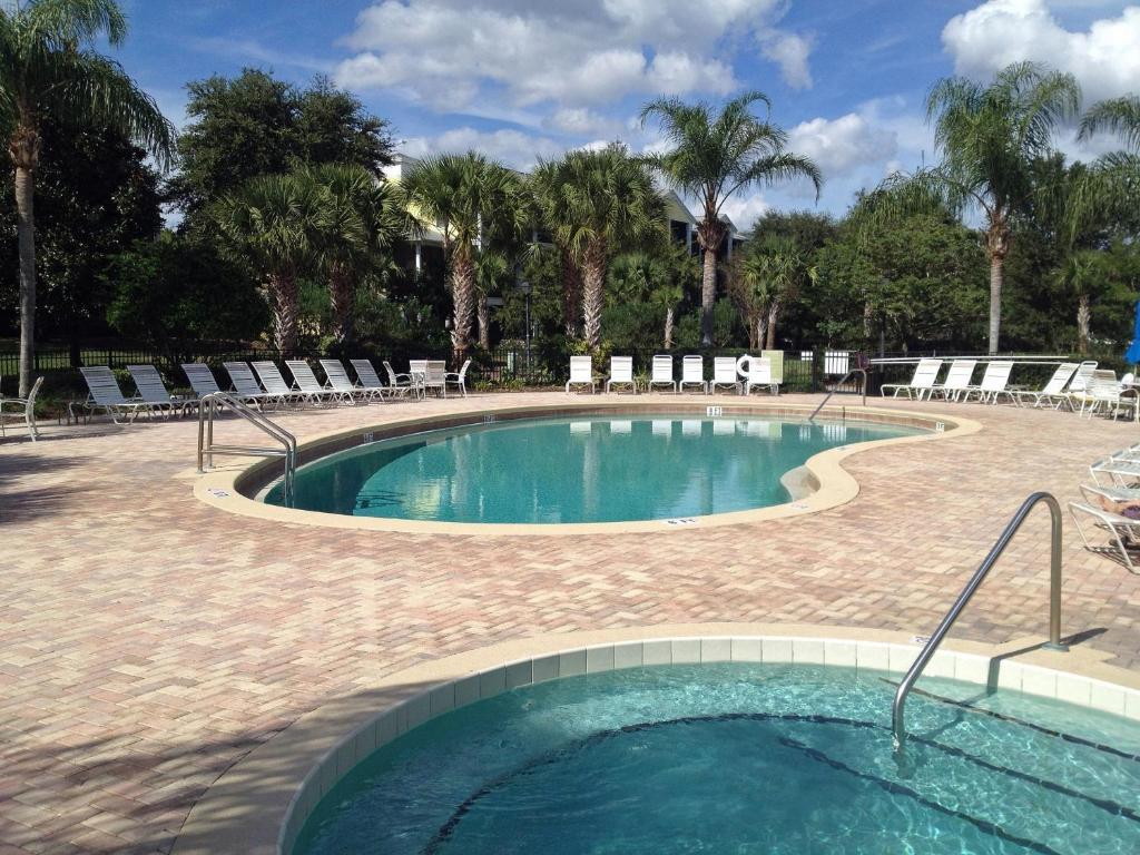 A piscina em ou perto de Bahama Bay upgraded 3 Bedroom Villa Deluxe