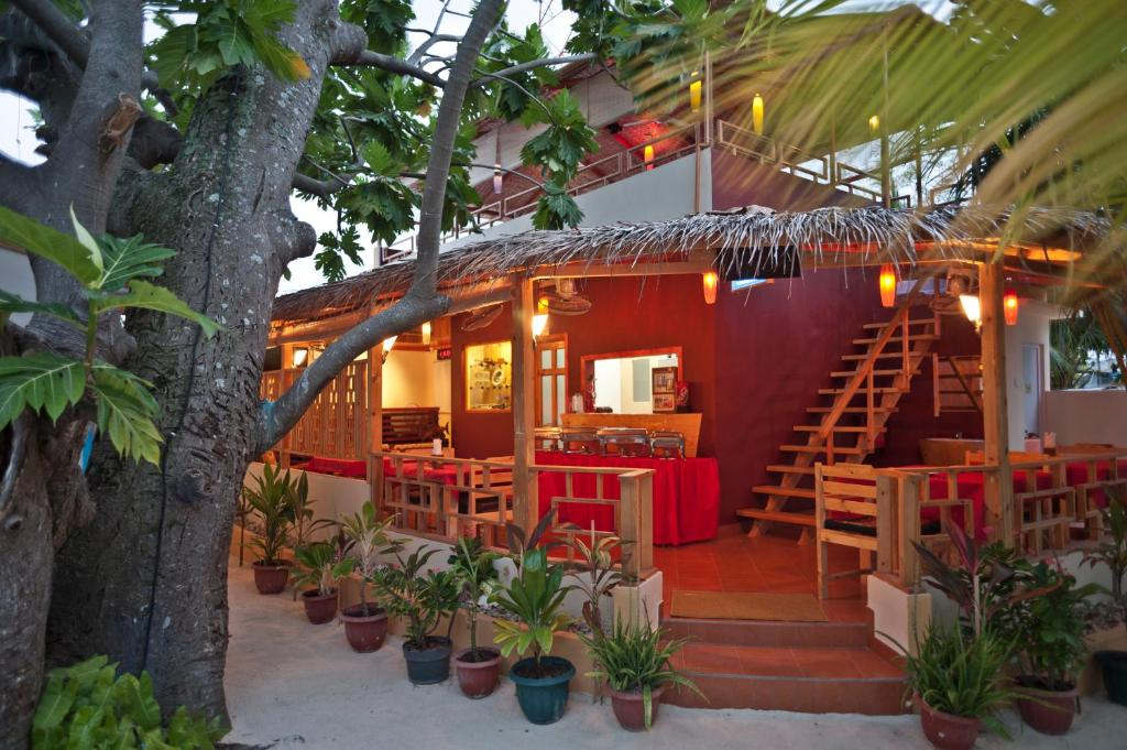 Stingray Beach Inn restaurant