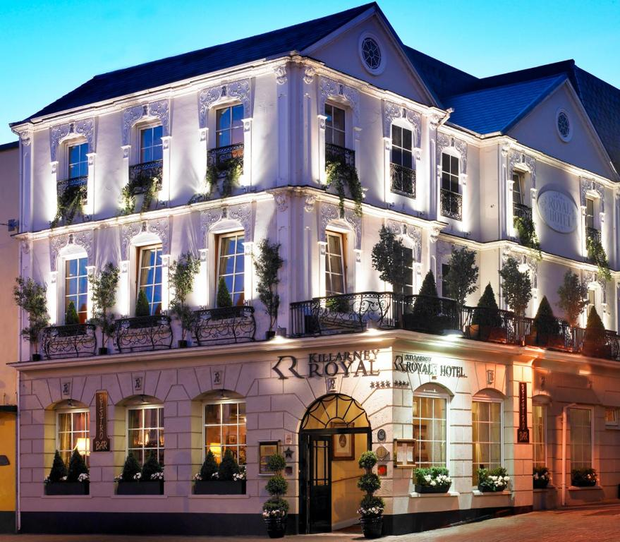 Killarney Royal Hotel Killarney Updated 2019 Prices