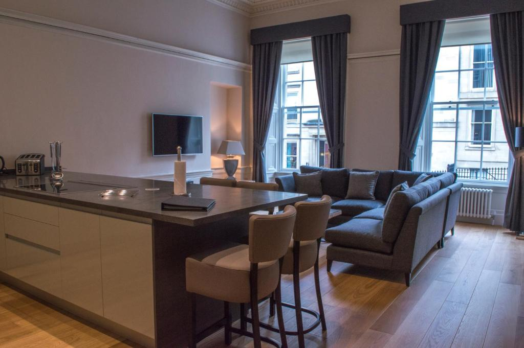 Dreamhouse at Blythswood Apartments, Glasgow, UK - Booking.com