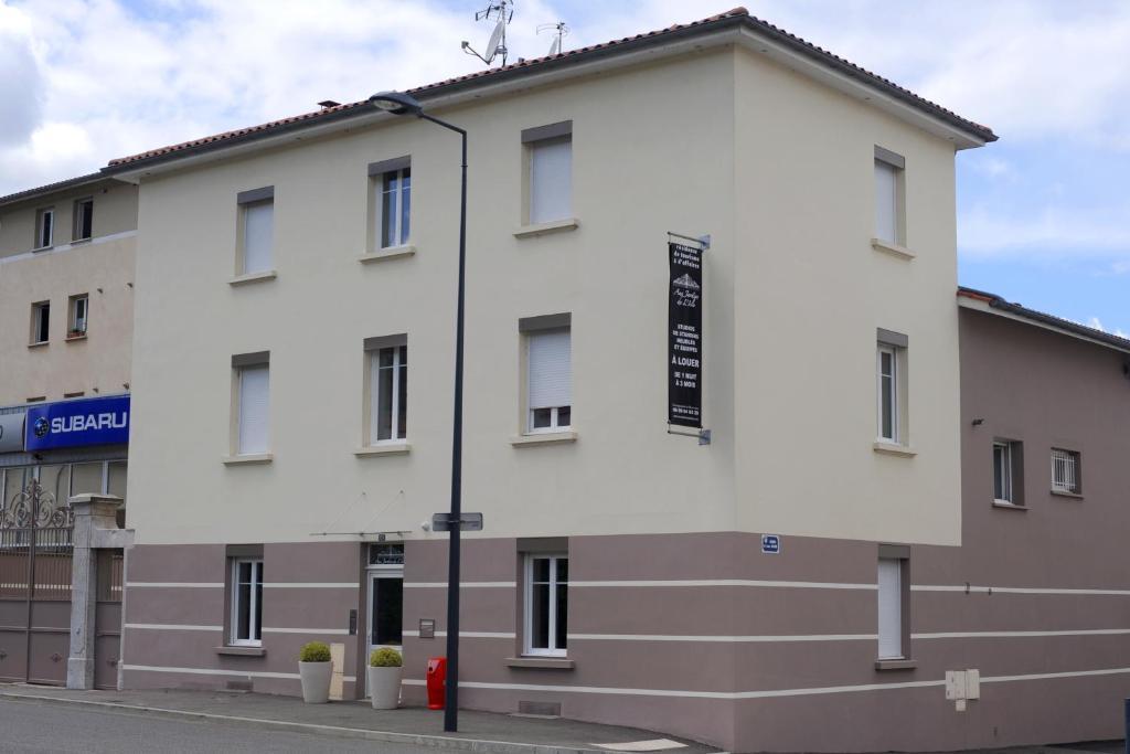 Apartments In Reventin-vaugris Rhône-alps