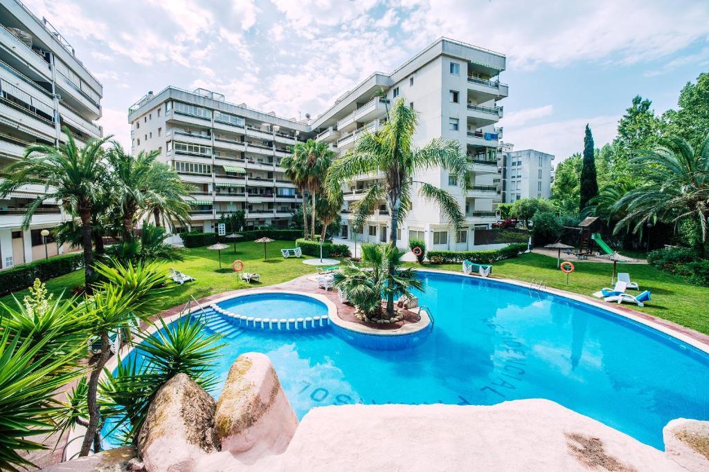 Apartments In Vilaseca De Solcina Catalonia