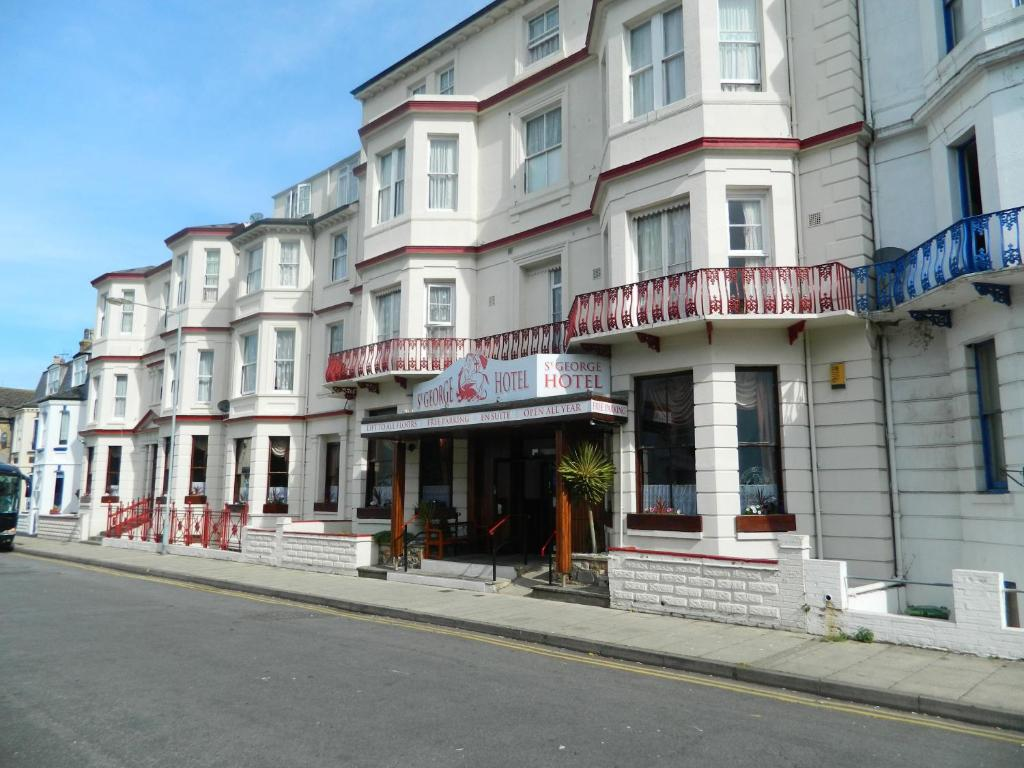St George Hotel Great Yarmouth Reviews
