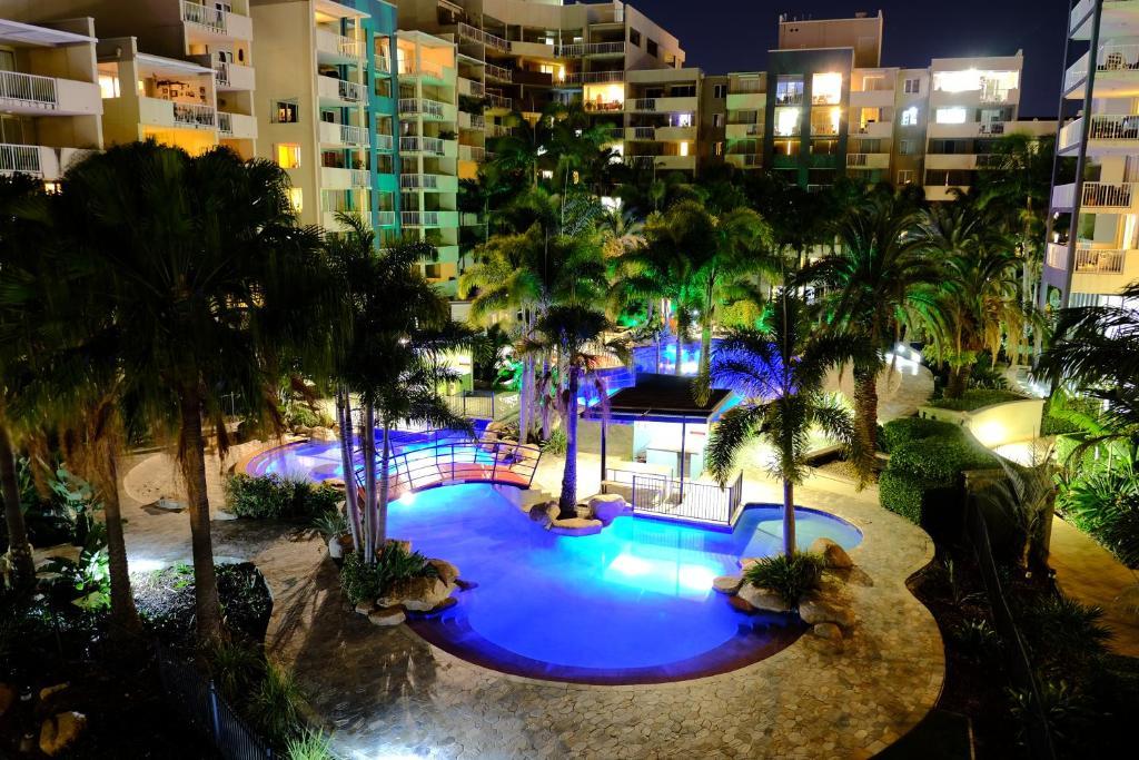 Condo Hotel Cathedral Place Brisbane Australia