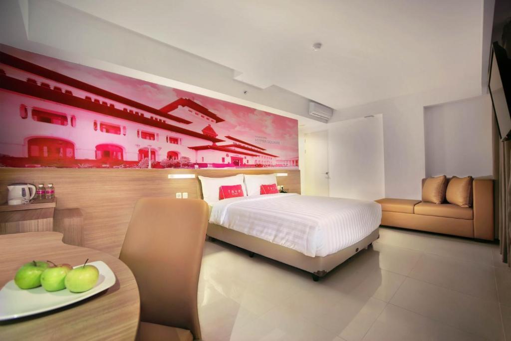 Favehotel Hyper Square Bandung Indonesia