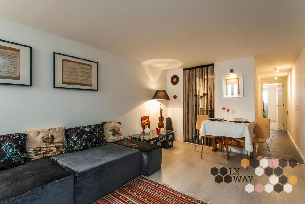 lxway apartments casa da musica, lisbon, portugal - booking