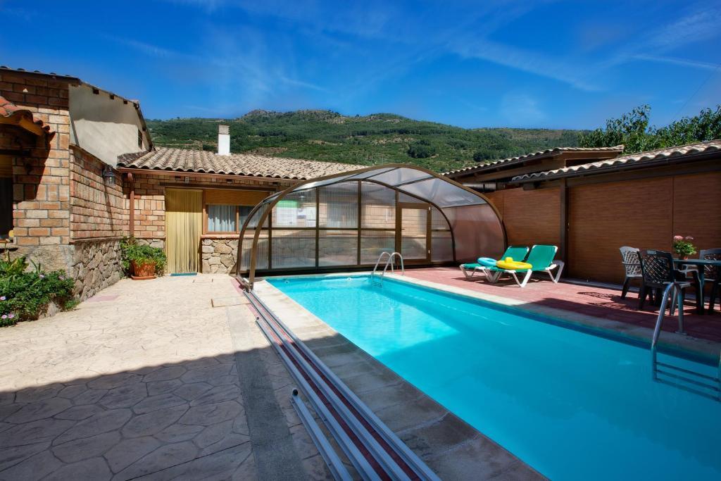 Casas rurales carroyosa del jerte navaconcejo precios actualizados 2018 - Casas rurales en el jerte con piscina ...