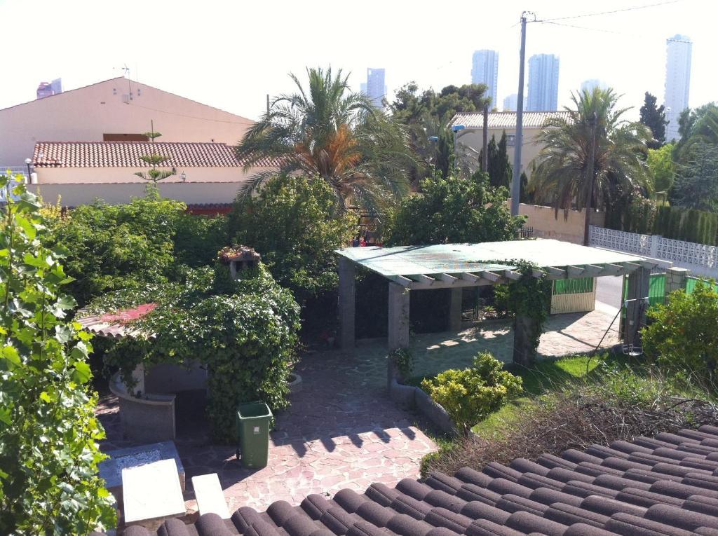 Chalet benidorm piscina privada spain - Hotel con piscina privada segovia ...
