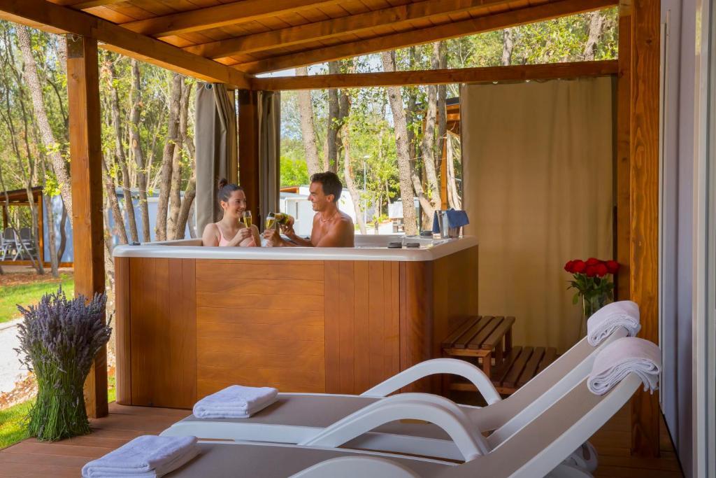 holiday park mobile homes polari rovinj croatia bookingcom