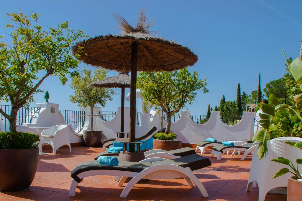 boutique hotels in málaga  173