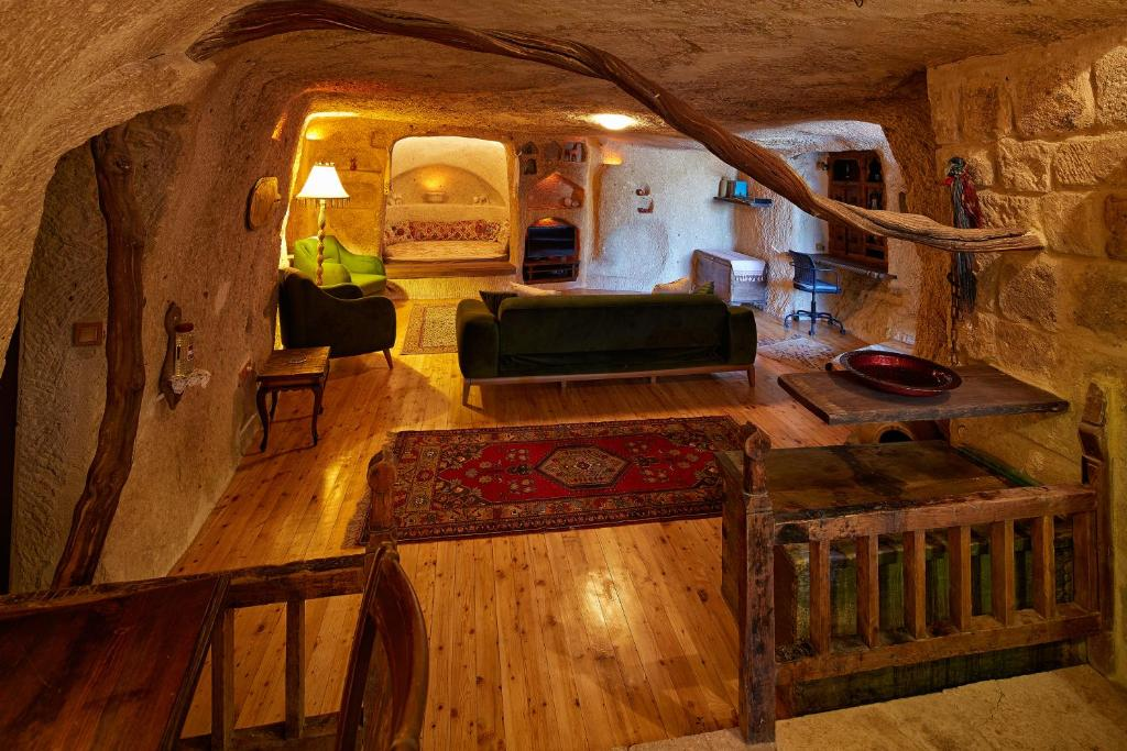 Condo Hotel Anitya Cave House Ortahisar Turkey Booking Com