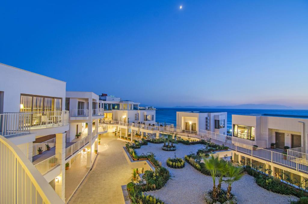 Вид на бассейн в Ladies Beach Residence или окрестностях