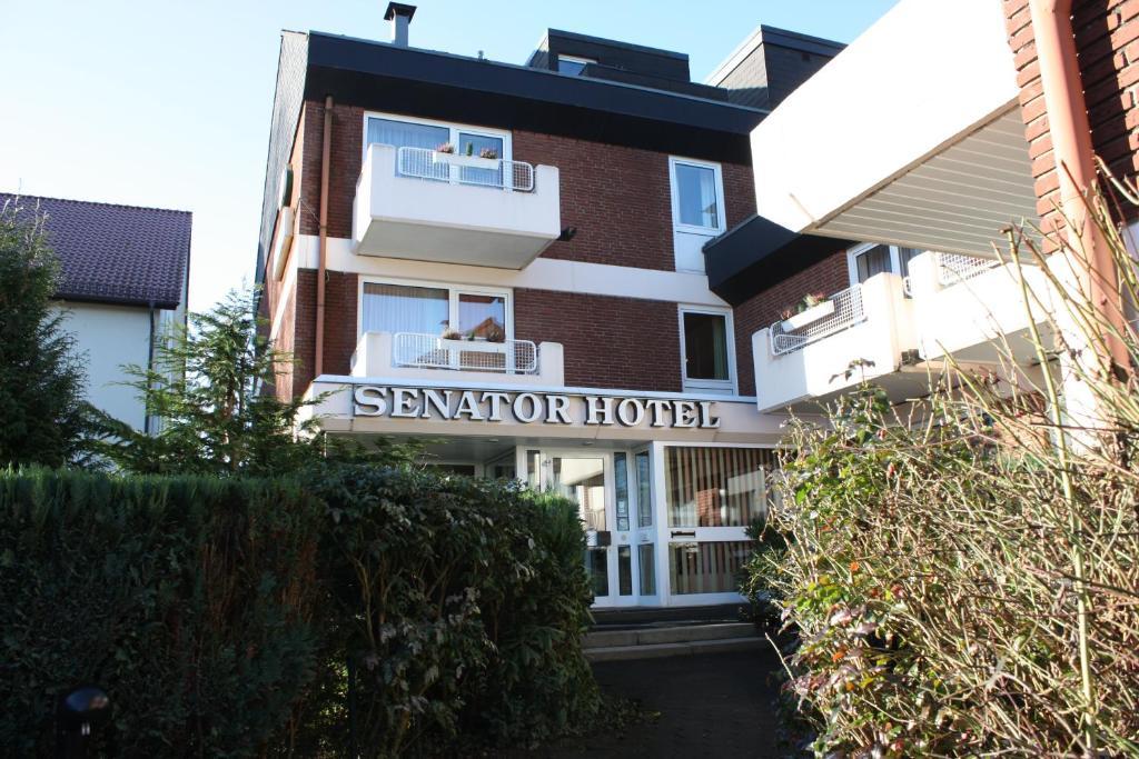 Hotel Senator Bielefeld Germany Bookingcom