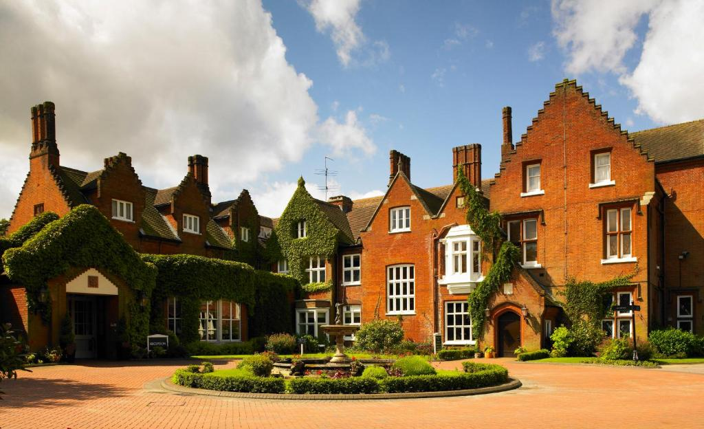 Sprowston Manor Marriott Hotel Country Club