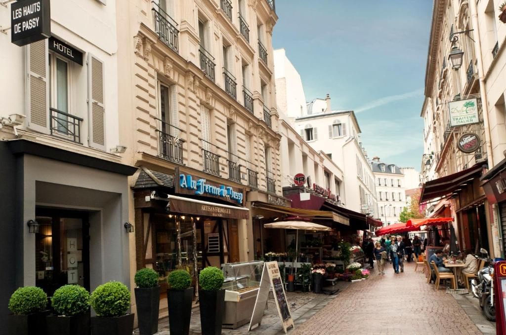 Passy Paris Restaurants
