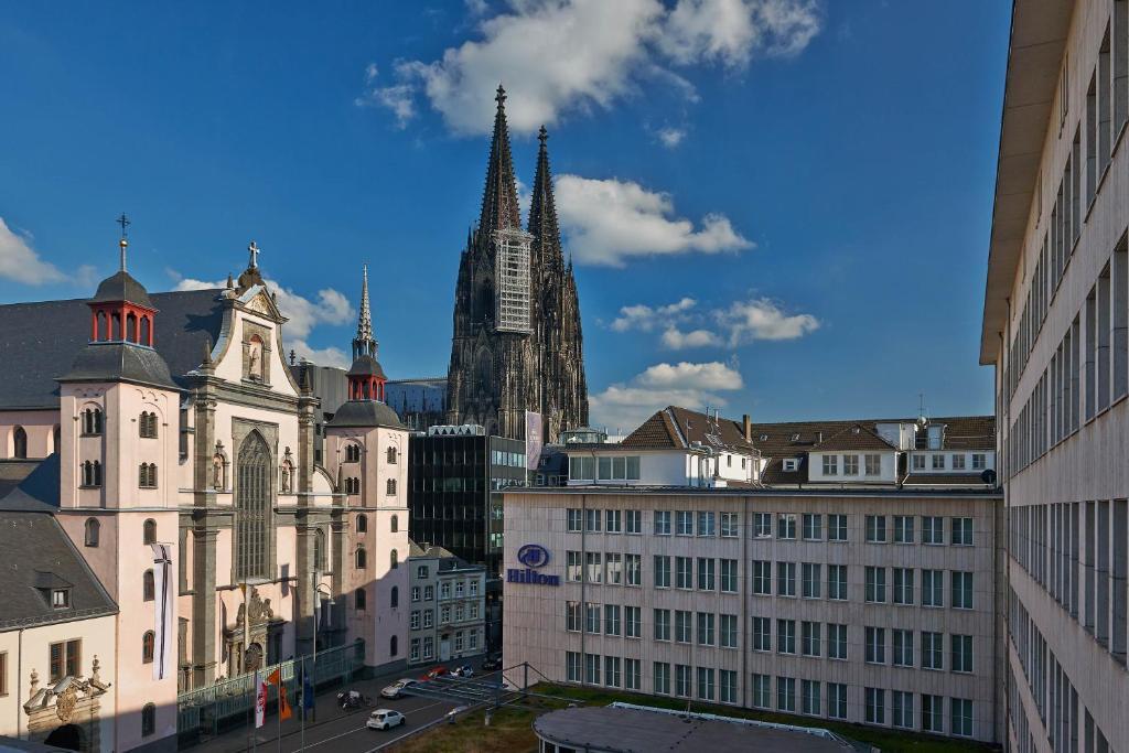 ヒルトン ケルン(Hilton Cologne)